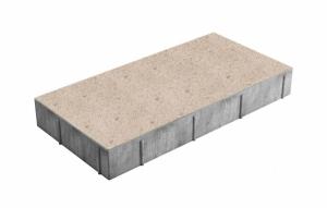 Тротуарная плитка «Прямоугольник Мега»