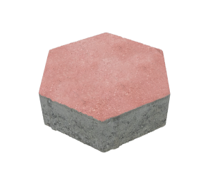 Тротуарная плитка «Шестигранник»